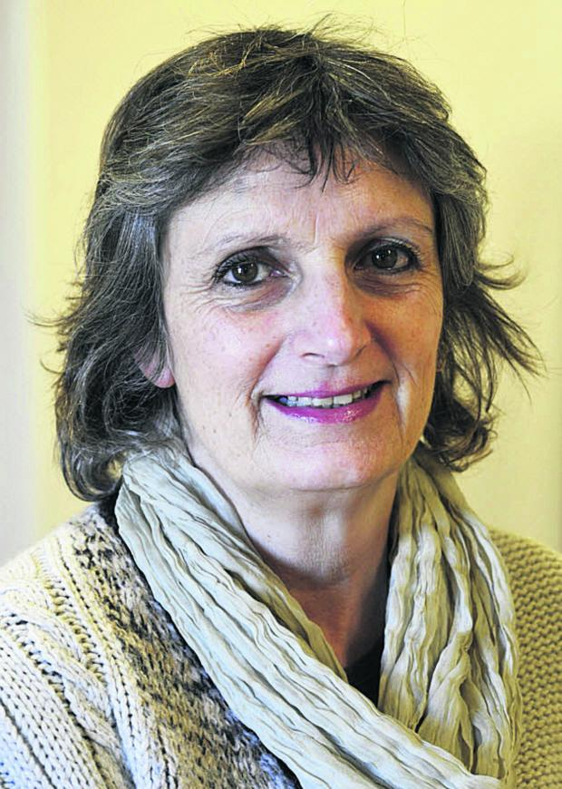 This Is Wiltshire: Linda Cantillon-Guyatt, chief executive of Ask Wiltshire