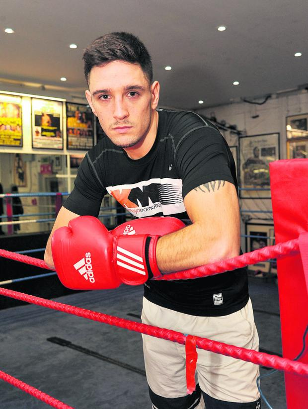 This Is Wiltshire: Boxer Kelvin Young has  been making the headlines since 2000