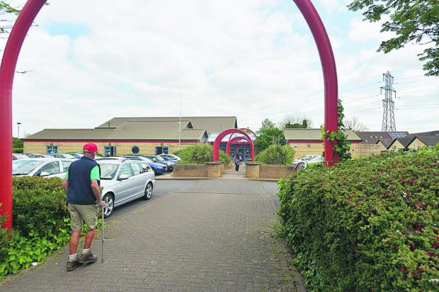This Is Wiltshire: There are concerns about the future of the Haydon Centre