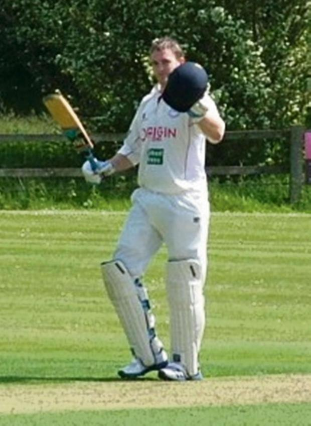 This Is Wiltshire: Brad Dial starred with the bat for Lechlade against Rockhampton