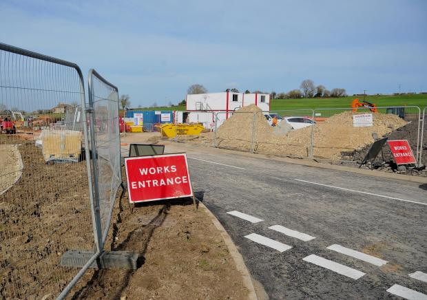 This Is Wiltshire: Ongoing developments in the Redhouse area