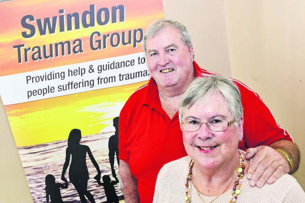 This Is Wiltshire: Rob and Judy Fenton, of Swindon Trauma Group