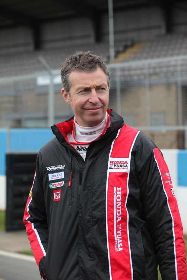This Is Wiltshire: Matt Neal (Picture by Tim Crisp)