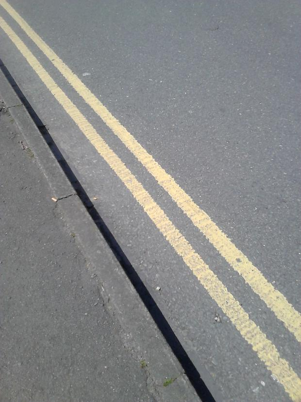 This Is Wiltshire: Yellow lines will mean fewer near misses, hope councillors