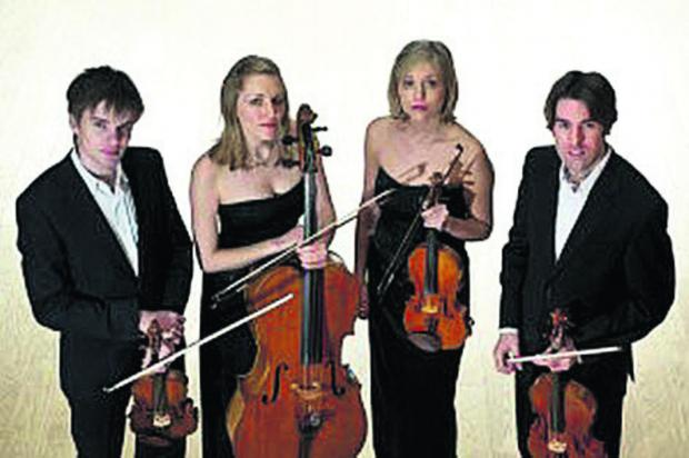 This Is Wiltshire: Sacconi Quartet