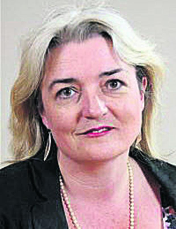 This Is Wiltshire: Dr Helena McKeown, a Salisbury GP who is also a Liberal Democrat councillor