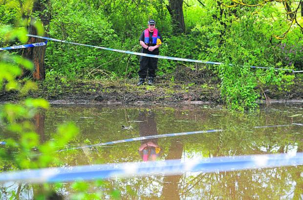 This Is Wiltshire: Murder police near the end of Ramsbury search