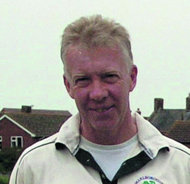 This Is Wiltshire: Simon Wells, chairman of Marlborough Cricket Club