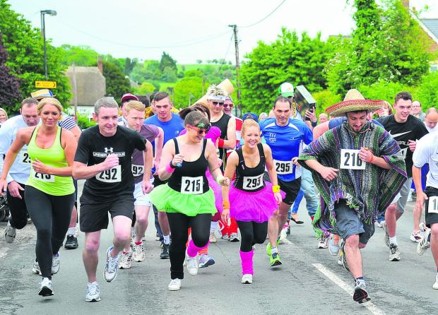 This Is Wiltshire: Cheers for the beer race