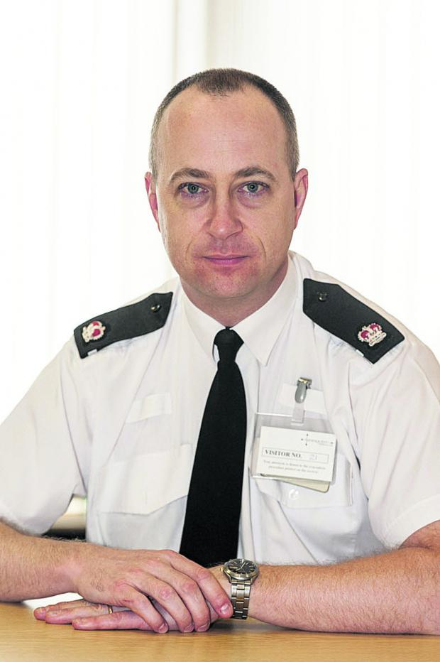 This Is Wiltshire: Superintendent Gavin Williams