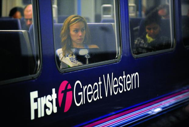 This Is Wiltshire: Quiet carriages will stay, says First Great Western