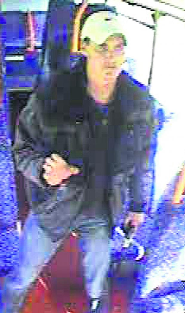 This Is Wiltshire: Wiltshire Police have issued a CCTV picture and appealed for information after a purse was stolen from a Devizes woman