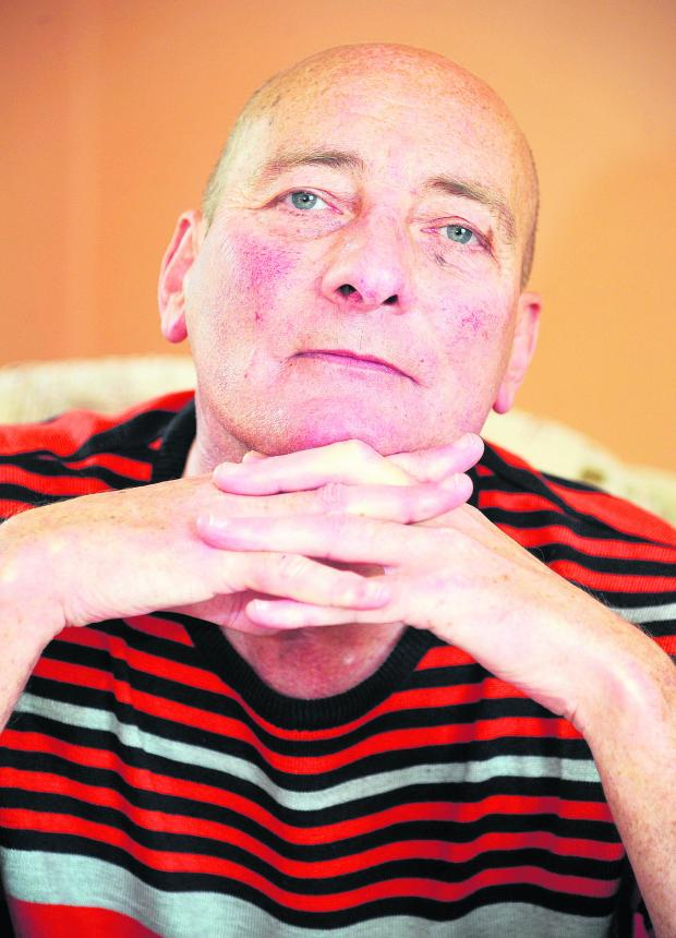 This Is Wiltshire: Ken Williams is one of two people in the UK with Cerebral Lupus on the brain
