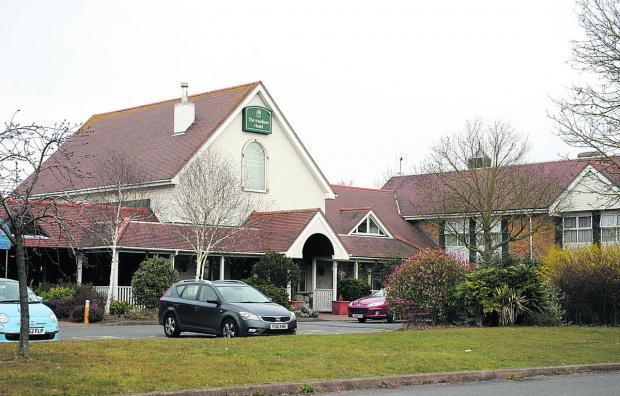 This Is Wiltshire: The Madison Hotel, which has been sold to a developer