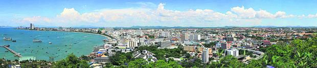 This Is Wiltshire: The popular tourist destination of Pattaya