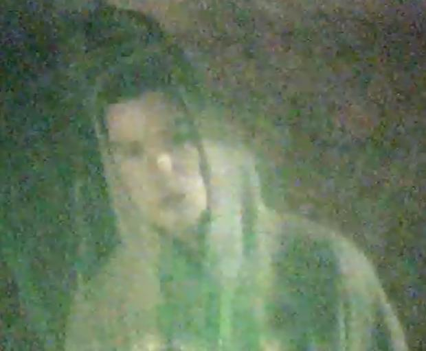This Is Wiltshire: Police want to speak to the man in this CCTV picture