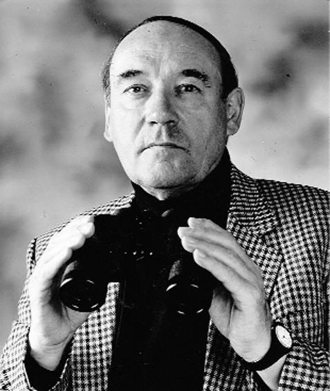 This Is Wiltshire: Desmond Morris promoting The Human Animal in 1994