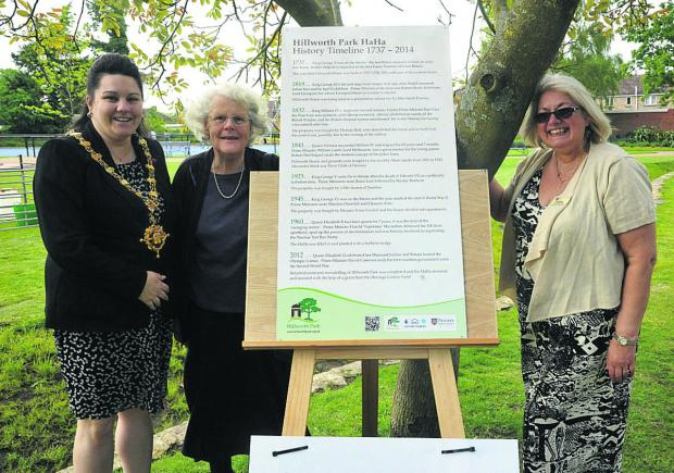 This Is Wiltshire: Devizes mayor Sara