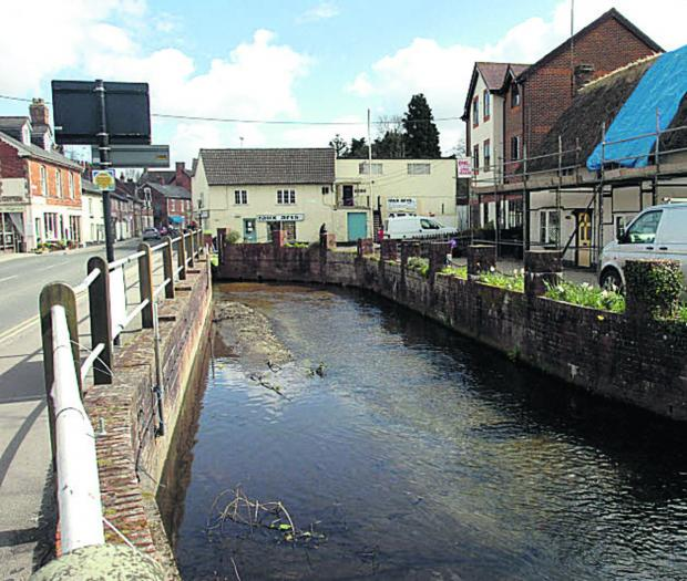 This Is Wiltshire: A minor oil spill in the River Avon at Pewsey is being investigated by Wiltshire C