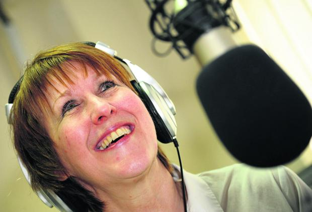 This Is Wiltshire: Swindon 105.5 general manager and presenter Shirley Ludford