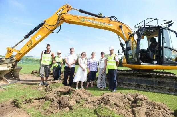 This Is Wiltshire: Fundraising complete for new courts for Calne