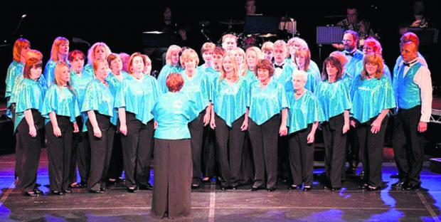 This Is Wiltshire: Kentwood Choir will perform to raise funds for Swindon Cares