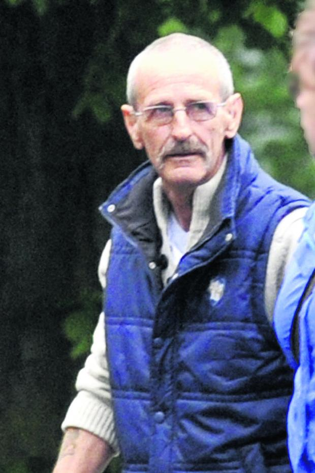 This Is Wiltshire: Alan Williams at Yeovil Magistrates' Court