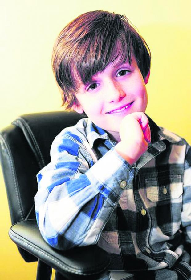 This Is Wiltshire: Young actor Tomi Fry who is starring in Billy Elliott The Musical in the West End
