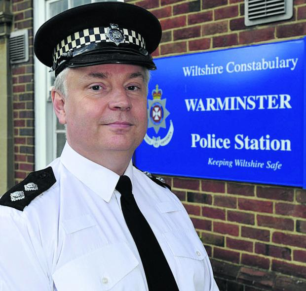 This Is Wiltshire: Inspector Alan Webb