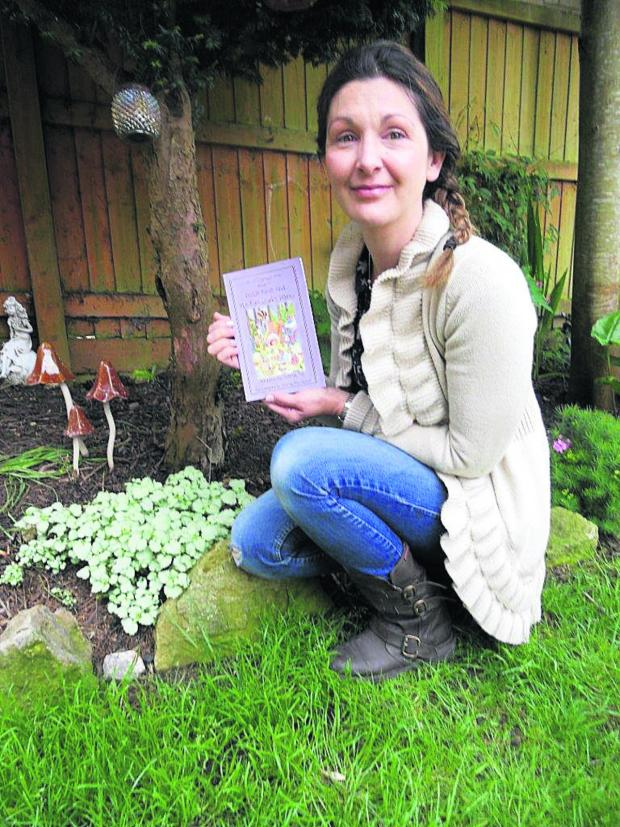 This Is Wiltshire: Sarah Hill, former vet and children's author