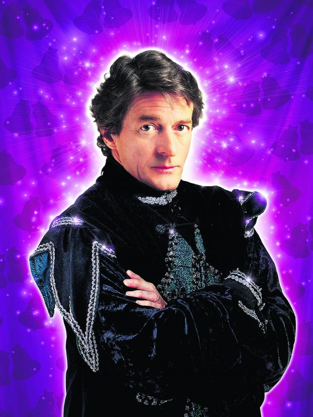 This Is Wiltshire: Nigel Havers