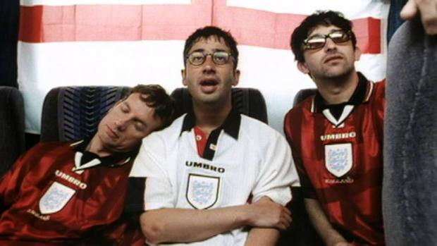 This Is Wiltshire: Badiel, Skinner and The Lightning Seeds with a revamped Three Lions '98