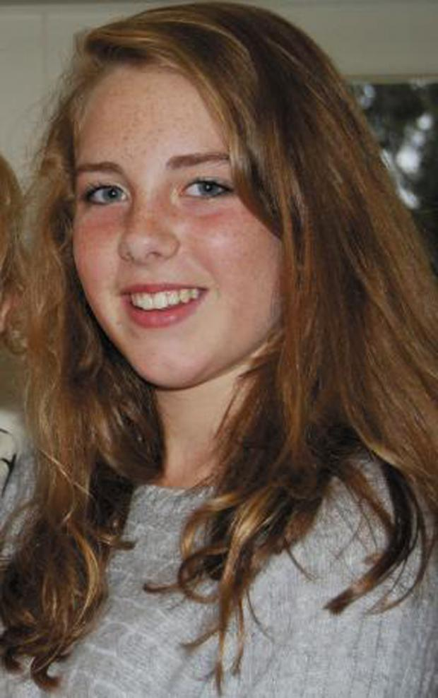 This Is Wiltshire: Maisie Gibbins, who was taken ill during a  family holiday in Cornwall and died last November