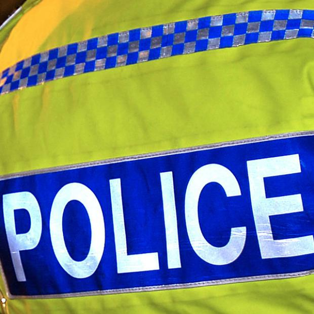 This Is Wiltshire: Police are looking for information following a crash at the Commonhead Roundabout