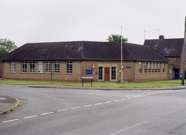 This Is Wiltshire: Corsham Police Station