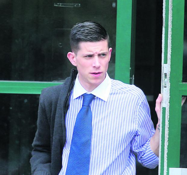 This Is Wiltshire: Daniel Penny admitted driving without due care and attention