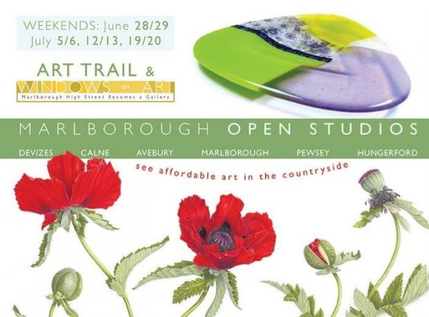 This Is Wiltshire: Brush with artists on Marlborough studio trail