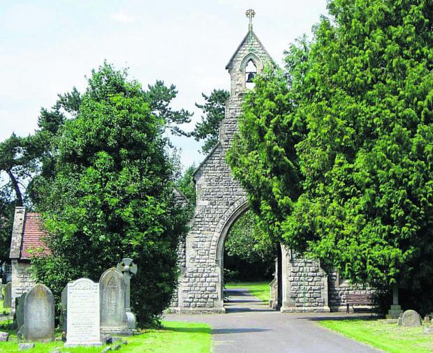 This Is Wiltshire: Devizes Cemetery