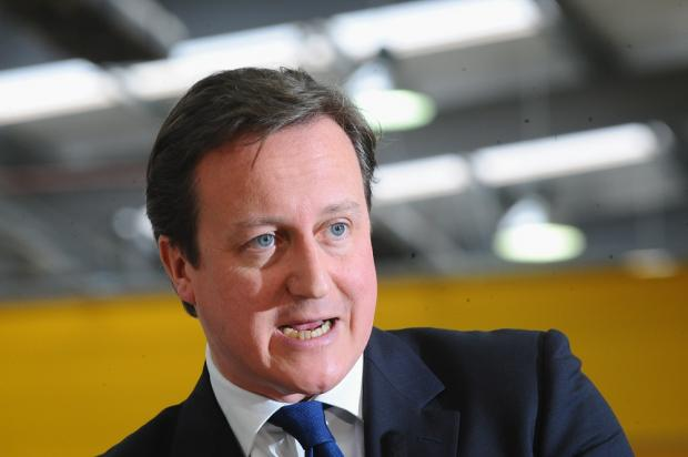 This Is Wiltshire: Prime Minister David Cameron