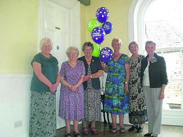 This Is Wiltshire: Corsham WI celebrates its 95th birthday