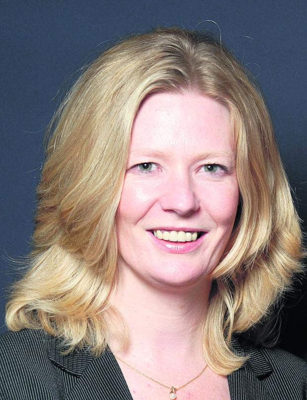 This Is Wiltshire: Oonagh Fitzgerald, director of workforce and education at GWH