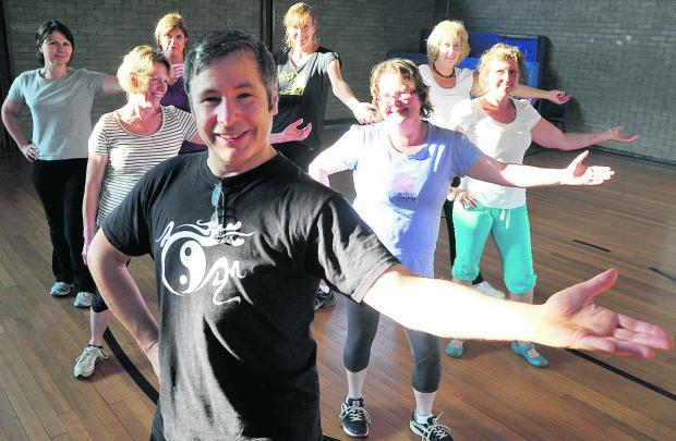 This Is Wiltshire: A FitSteps session similar to the one coming to Swindon