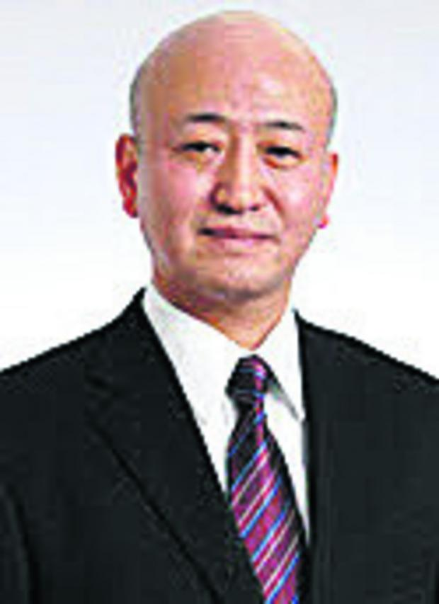 This Is Wiltshire: Kazuya Miura, president and chief executive officer of Hitachi Capital Corporation