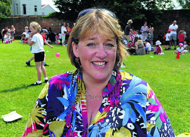 This Is Wiltshire: New Southbroom headteacher Caroline Jackson has been at the Devizes school for three years
