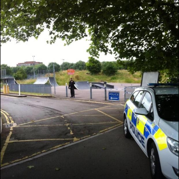 This Is Wiltshire: Witnesses sought following murder of 60-year-old man in alleyway