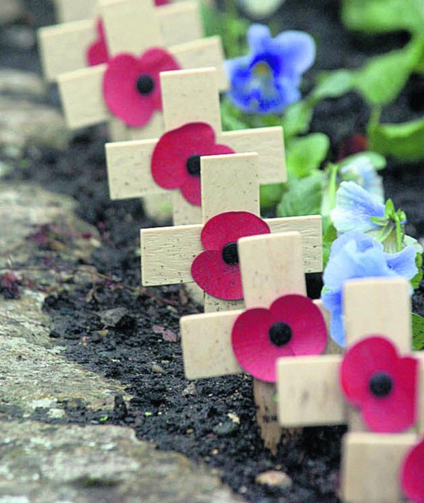 This Is Wiltshire: North Wiltshire MP James Gray is to visit all of his constituency's 209 war graves as part of the First World War centenary year commemorations