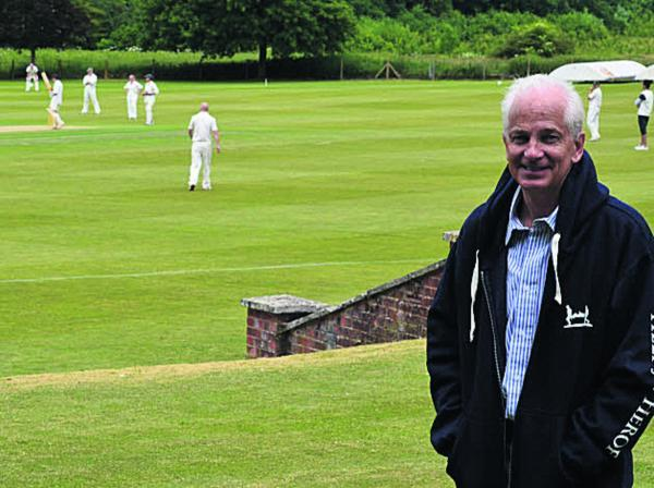 This Is Wiltshire: Former England cricket captain David Gower
