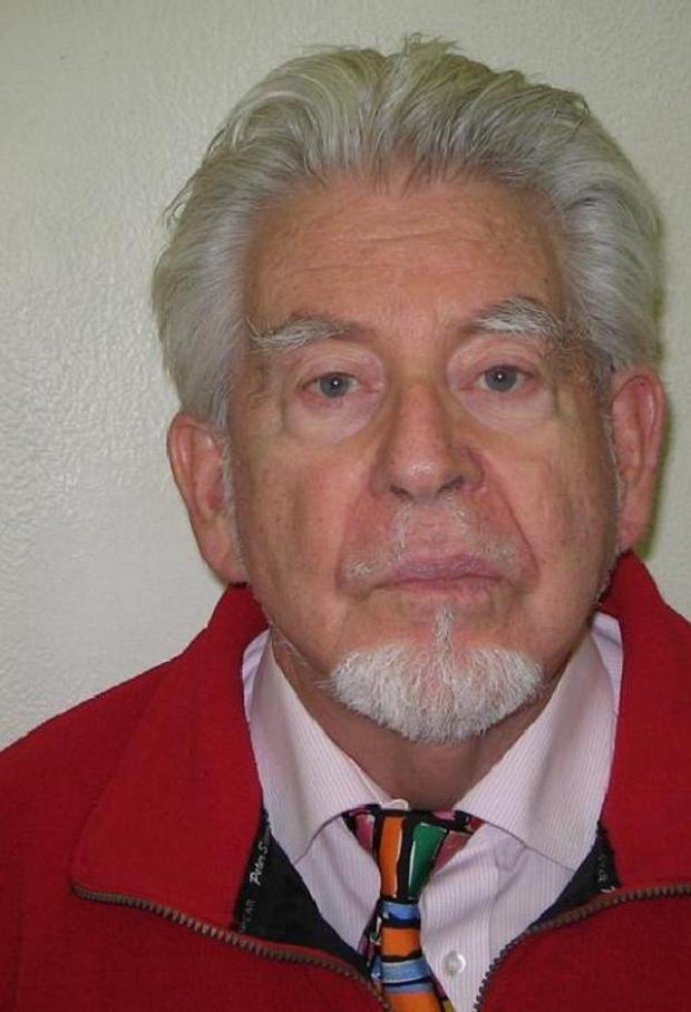 This Is Wiltshire: Jailed entertainer Rolf Harris