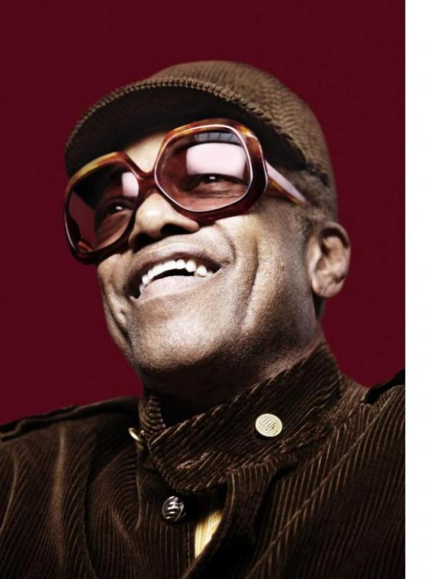 This Is Wiltshire: The legendary Bobby Womack who died last week
