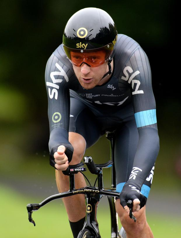 This Is Wiltshire: Sir Bradley Wiggins